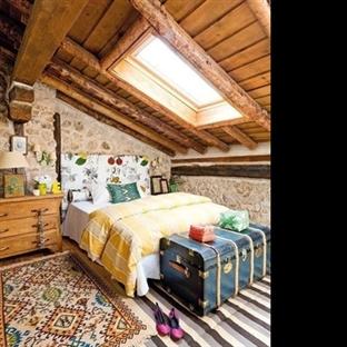 Çatı Katı Oda Fikirleri