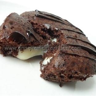 İçi Kremalı Minik Kek