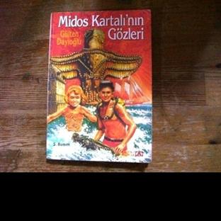 Çocuklara Öyküler: Midos Kartalı'nın Gözleri