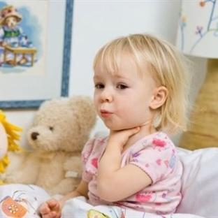 Çocuklarda Boğaz Ağrısı Nasıl Geçer?