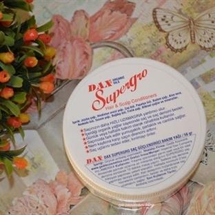 DAX Supergro Saç Güçlendirici Bakım Yağı