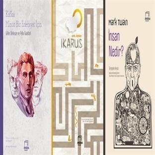 Dedalus'tan Üç Yeni Kitap