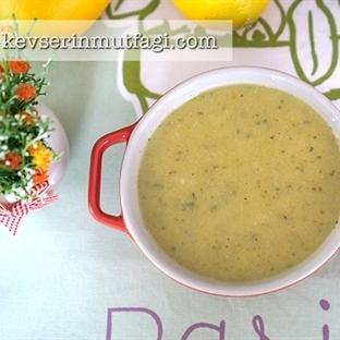 Diyet Sebze Çorbası Tarifi