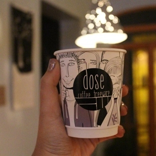 Dose Coffee Treeware