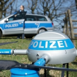 Drone Yakalayan Polis Drone!