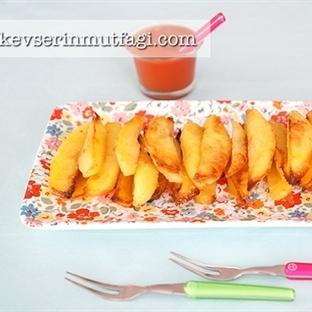 Ekstra Çıtır Limonlu Patates Tarifi