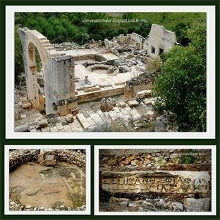 Elaiussa Sebaste Antik Kentinde Tarihin İzinde...