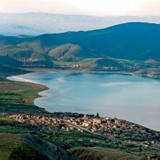 Elazığ Gezilecek Yerler: Hazar Gölü