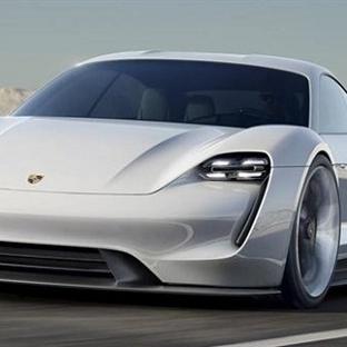 Elektrikli Porsche Çok İddialı Geliyor !