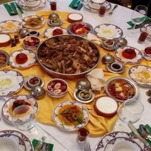 Eşraf Lokantası Osmanlı Mutfağı, Florya