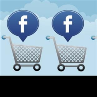 Facebook E-Ticarete Yeni Bir Adım Daha Attı!