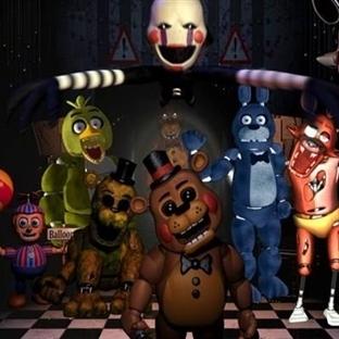 Five Nights At Freddy'nin Kitabı Çıkıyor!