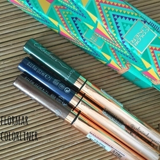 Flormar Colorliner - Renkli Eyeliner