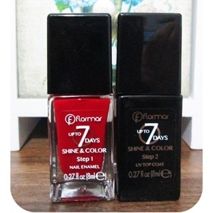 Flormar Up To 7 Days Shine & Color - 7 Gün (Sözde)