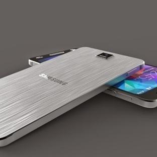 """Galaxy S7'nin Ekranı """"Duyarlı"""" Olabilir"""