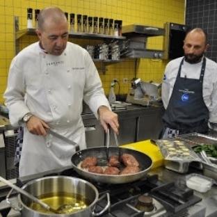 Gastronometro Dünyaca Ünlü Fransız Şefi Ağırladı