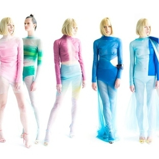 Genç Türk Modacı Dünya Moda Basınında