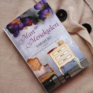 Gizem Dolu Bir Kitap: Mart Menekşeleri