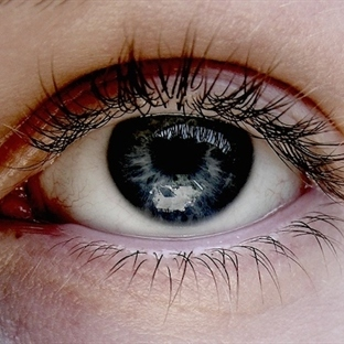 Gözlerinizle ilgili daha önce hiç bir yerde duymad