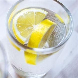 Güne Limonlu Su ile Başlamanız İçin 10 Neden