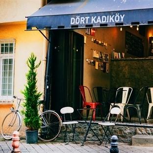 Kadıköy'de Alternatif 5 Kahve Dükkanı