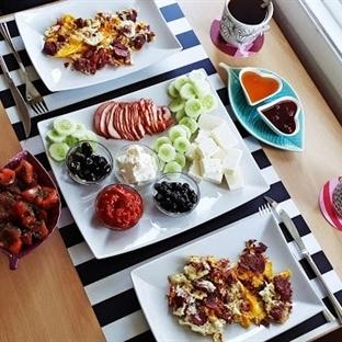 Kahvaltı Keyfi Serisi - 13