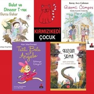 Kırmızı Kedi'den Çocuklara Dört Yeni Macera