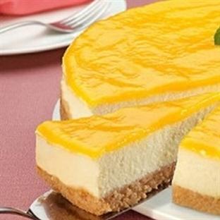 Limonlu Cheesecake Malzemeleri ve Tarifi