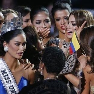 Miss Kolombiya Olmak