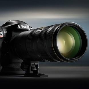 Nikon'un Yeni Modeli D5 Sızdı!