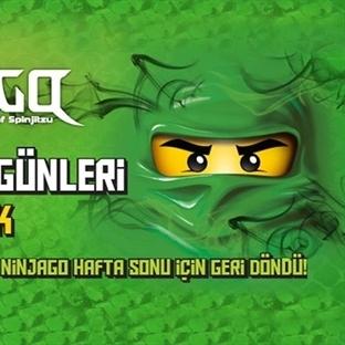Ninjalar Legoland'de