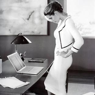 Ofiste Siyah Beyaz 5 Gün