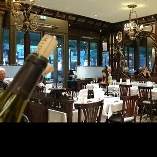 Paris'in En Şık Restoranlarından Biri: Vagenende