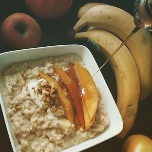 Pişmiş Yulaflı Kahvaltı Tarifleri
