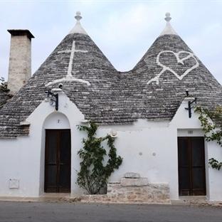 Puglia'da Bir Masal Köyü; Alberobelllo