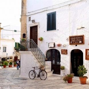Puglia'nın Beyaz Şehri; Ostuni