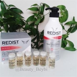 Redist Saç Dökülmesine Karşı Şampuan ve Saç Seruml