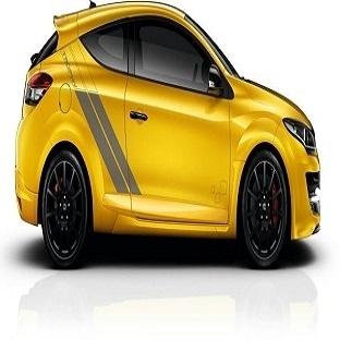 Renault'un Ürettiği  En Hızlı Serisi Megane RS