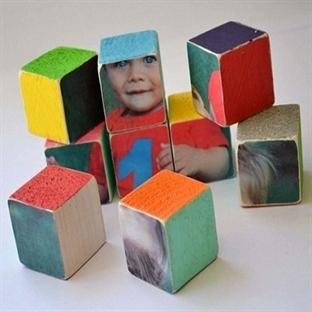 Resimli Ahşap Puzzle Yapımı