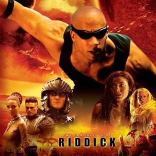 Riddick Serisi Televizyona Uyarlanıyor