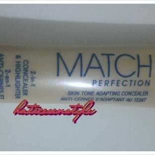 Rimmel Match Perfection Kapatıcı