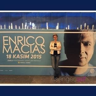 Romatizmin Doruklarında Bir Enrico Macias Konseri