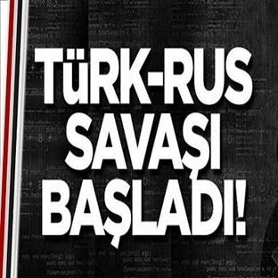 Rusya-Türk İşbirlikcilerle Türk Sitelelerini Hackl
