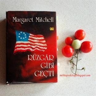 Rüzgar Gibi Geçti || Margaret Mitchell