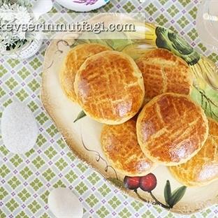 Sade Pastane Poğaçası Tarifi