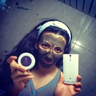 Sağlıklı Bir Kil Maskesi ile Yeni Bir Cilt:Moshos