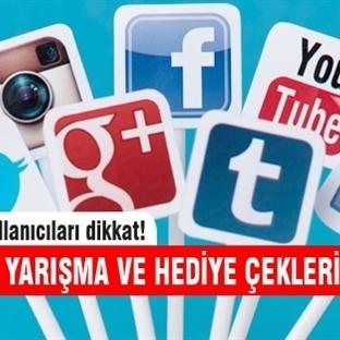 Sosyal Medya Kullananlar Dikkat