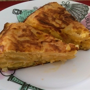 İspanyol Omleti: Tortilla