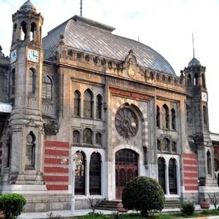 İstanbul Gezilecek Yerler: Sirkeci Garı