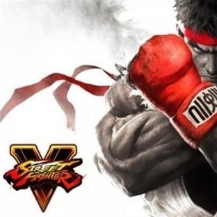 Street Fighter V Geliyor!